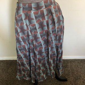 """LulaRoe """"Madison"""" skirt with pockets"""